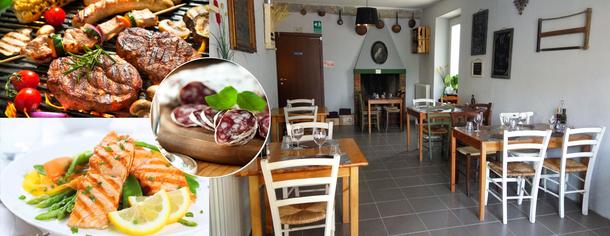Osteria Ristorante e Pizzeria La Vinaccia a Brescia