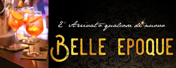 Belle Epoque Pizza Cocktail Cafè a Brescia