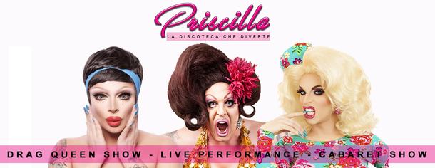 Priscilla Club a Montichiari, Brescia!