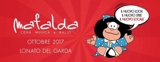 Mafalda a Lonato Del Garda