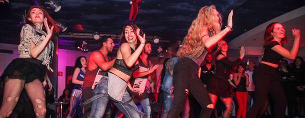 Lè Lè Bahia Milano Latin Music Disco