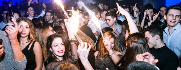The club: discoteca the club Milano