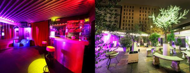 Discoteca Garden Gate a Milano