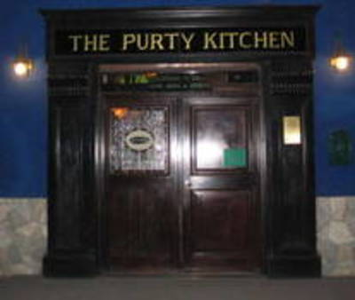 The Purty Kitchen Irish Pub