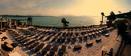 La spiaggia della discoteca Cocobeach