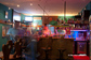 Il bancone del bar al Saint Louis a Castrezzato - Brescia