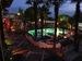 Discoteca Hollywood di Bardolino: giardino e piscina