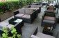 Lo spazio esterno dello Sweet Cafè, Bar a Chiari, Brescia