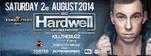 Hardwell (DJ n. 1 al mondo) alla Fiera di Rimini