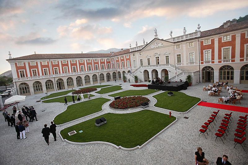 Villa fenaroli palace hotel a rezzato brescia for Catalogo bricoman rezzato brescia