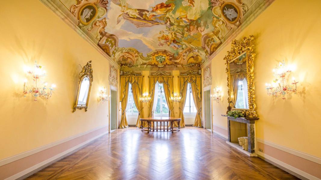 Evento Il Ballo In Villa Villa Mazzucchelli Ciliverghe