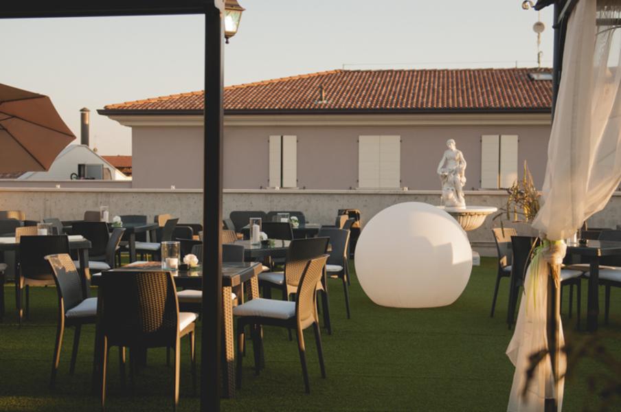 Pigreco, locale per aperitivi e ristorante a Travagliato (Brescia).